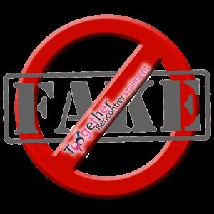 Les fakes et faux profils sont interdits sur le site de rencontre gratuit toogether
